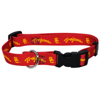Southern Cal USC Dog Collar