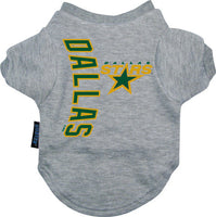 Dallas Stars Dog Tee Shirt