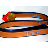 Tennessee Titans Leather Dog Leash