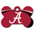 Alabama Crimson Tide Dog ID Tag - Custom Engraved