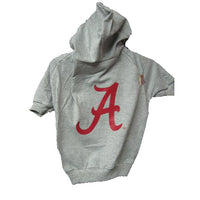 Alabama Crimson Tide Dog Hoodie