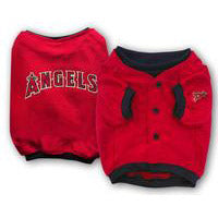 Los Angeles Angels Dog Jersey - Deluxe