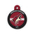 Arizona Coyotes Engravable Dog I.D. Tag