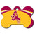 Arizona State Sun Devils Dog ID Tag - Custom Engraved