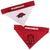 Arkansas Razorbacks Dog Bandanna--Reversible