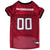 Arkansas Razorbacks Dog Jersey-Deluxe