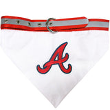 Atlanta Braves Dog Bandannas