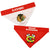 Chicago Blackhawks Dog Bandanna-Reversible