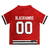 blackhawks dog jersey