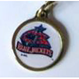 Columbus Blue Jackets Dog Tag