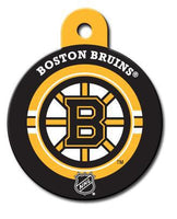 Boston Bruins Dog ID Tag-Custom Engraved