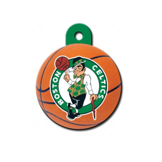 Boston Celtics Dog ID Tag-Custom Engraved