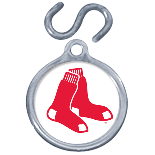 Boston Red Sox Dog Instant ID Tag
