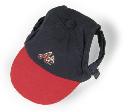 Atlanta Braves RED Dog Cap