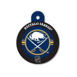 Buffalo Sabres Dog ID Tag