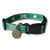 Boston Celtics Reflective Dog Collar
