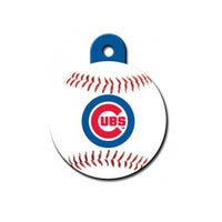 Chicago Cubs Dog Tag