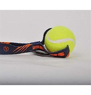 Chicago Bears Tennis Ball Dog Toy
