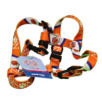 Clemson Tigers Dog Harness