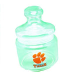 Clemson Treat Jar