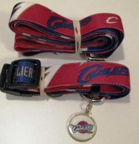 Cleveland Cavaliers Dog Instant ID Tag