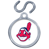 Cleveland Indians Dog Instant ID Tag