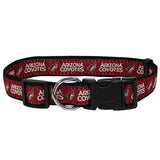 arizona coyotes dog collar