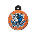 Dallas Mavericks Dog ID Tag-Custom Engraved