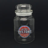 Detroit Pistons Dog Treat Jar