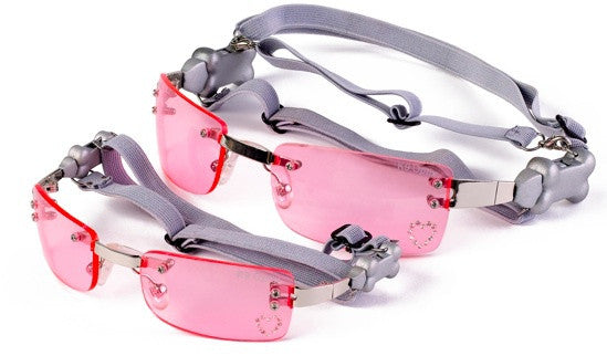 Doggles - Pink Optix