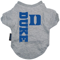 Duke Blue Devils Dog Tee Shirt