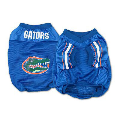 Florida Gators Dog Jersey-Deluxe