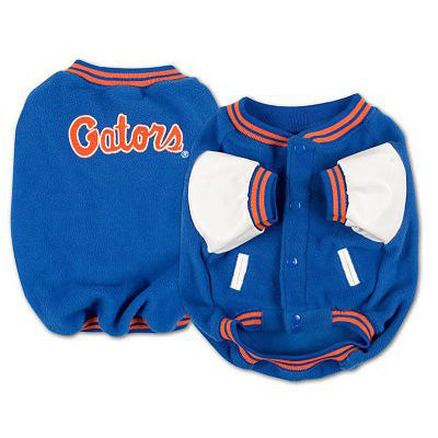 Florida Gators Dog Varsity Jacket