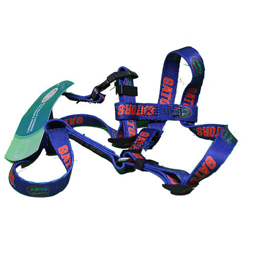 Florida Gators Dog Harness