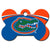 Florida Gators Dog ID Tag - Custom Engraved