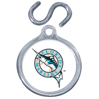 Miami Marlins Dog Instant ID Tag