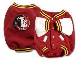 Florida State Seminoles Dog Varsity Jacket