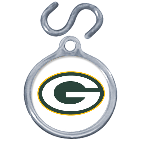 Green Bay Packers Dog Instant ID Tag