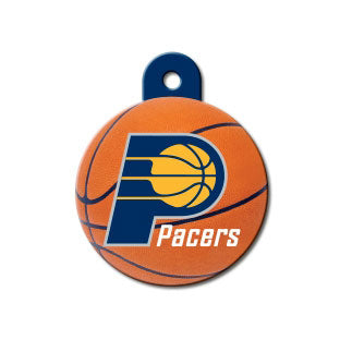 Indiana Pacers Custom Engraved Dog ID Tags