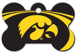 Iowa Hawkeyes Dog ID Tag - Custom Engraved