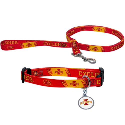 Iowa State Cyclones Dog Instant ID Tag