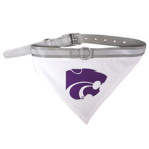 Kansas State Wildcats Dog Bandanna-Collar