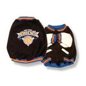 New York Knicks Dog Varsity Jacket
