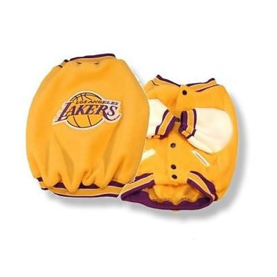 Los Angeles Lakers Dog Varsity Jacket