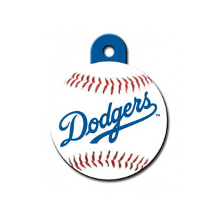Los Angeles Dodgers Dog ID Tag