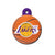 Los Angeles Lakers Dog ID Tag-Custom Engraved