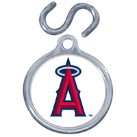 Los Angeles Angels Dog Instant ID Tag