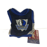 Dallas Mavs Dog Jersey