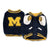 Michigan Wolverines Dog Varsity Jacket