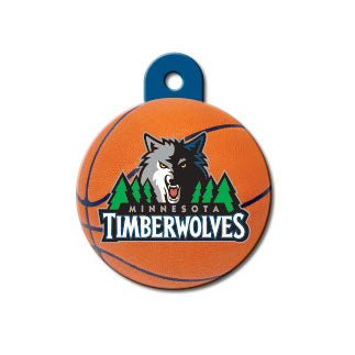 Minnesota Timberwolves Dog ID Tag-Custom Engraved